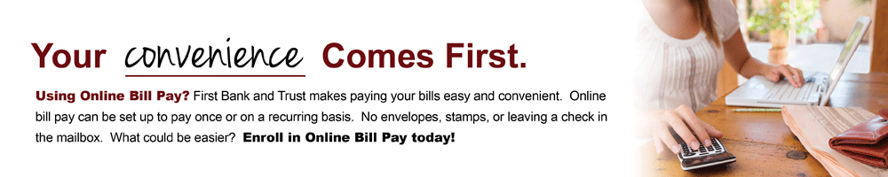 Convenience Bill Pay